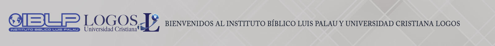 Instituto Bíblico Luis Palau - Logos